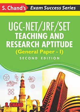 UGC NET JRF SET Teaching and Research Aptitude  General Paper     I  PDF