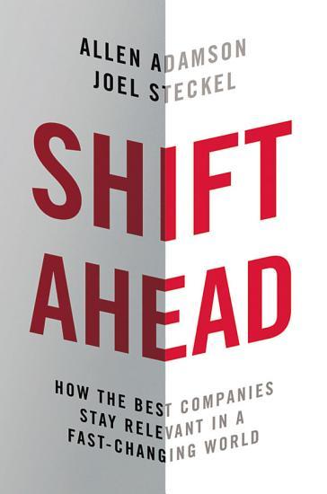 Shift Ahead PDF