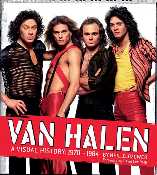Download Van Halen Book