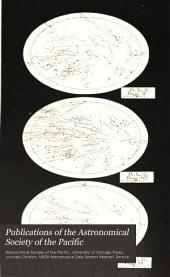Publications of the Astronomical Society of the Pacific: Volume 7