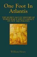 One Foot In Atlantis Book PDF