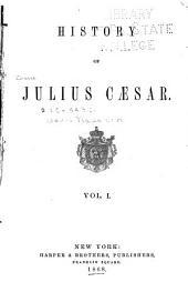 History of Julius Caesar ...