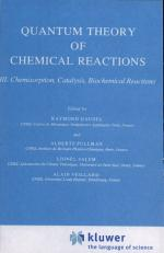 Quantum Theory of Chemical Reactions