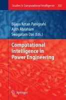 Computational Intelligence in Power Engineering PDF