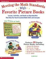 Meeting the Math Standards with Favorite Picture Books PDF