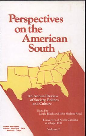 Perspectives on the American South PDF