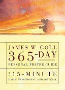 James W  Goll 365 Day Personal Prayer Guide PDF