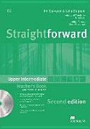Straightforward Upper Intermediate  Teacher s Book and Resource Package