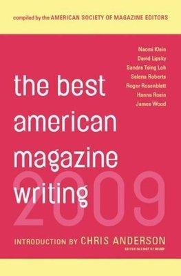 The Best American Magazine Writing 2009 PDF
