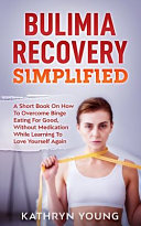 Bulimia Recovery Simplified PDF