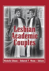 Lesbian Academic Couples Book PDF