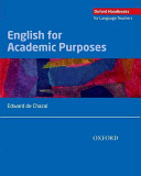 English for Academic Purposes PDF