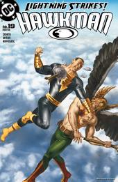 Hawkman (2002-) #19