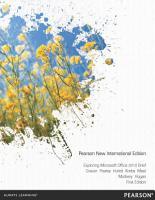 Exploring Microsoft Office 2010 Brief  Pearson New International Edition PDF