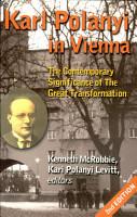Karl Polanyi in Vienna PDF