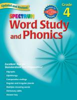 Word Study And Phonics Grade 4