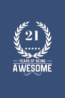 Download 21 Years of Being Awesome Book