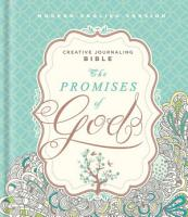 The Promises of God Creative Journaling Bible PDF