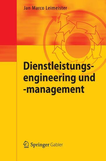 Dienstleistungsengineering und  management PDF