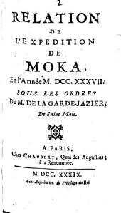 Relation de l'Expedition de Moka