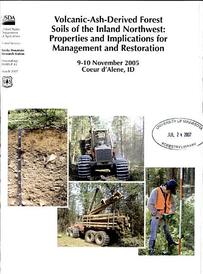 Volcanic ash derived Forest Soils of the Inland Northwest PDF