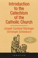 Introduction to the Catechism of the Catholic Church PDF