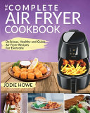 Air Fryer Recipe Book Book