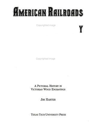 American Railroads of the Nineteenth Century PDF
