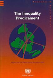 The Inequality Predicament: Report on the World Social Situation 2005