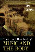 The Oxford Handbook of Music and the Body PDF