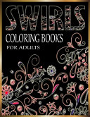 Swirls Coloring Books for Adults