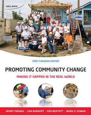 Promoting Community Change PDF