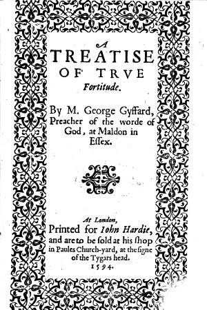 A Treatise of True Fortitude