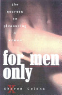 For Men Only Book