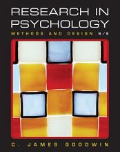 Research In Psychology PDF
