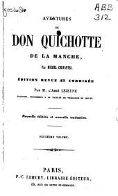Aventures de Don Quichotte de la Manche: Volume2