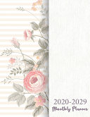2020 - 2029 Monthly Planner