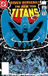 The New Teen Titans (1980-) #31