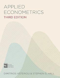 Applied Econometrics Book