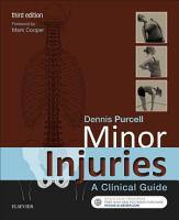 Minor Injuries E Book PDF