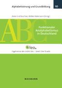 Funktionaler Analphabetismus in Deutschland PDF