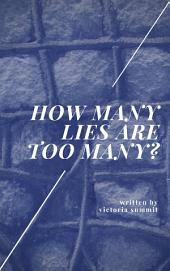 How Many Lies Are Too Many?: Spot Liars, Cheaters, and Narcissists