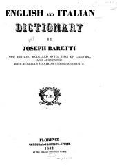 English and Italian dictionary