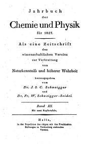 Journal für Chemie und Physik: Band 51