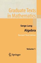 Algebra: Edition 3
