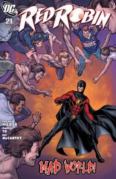 Red Robin (2009-) #21