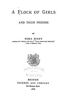 A Flock of Girls  and Their Friends Book
