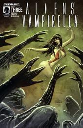 Aliens / Vampirella #3
