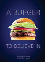 A Burger to Believe In PDF