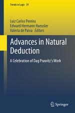Advances in Natural Deduction